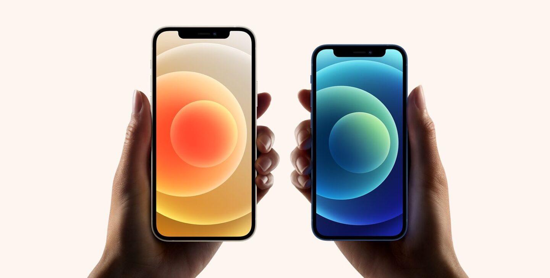 iPhone 12 vs Samsung S21 battery